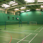 St Augustines's Sports hall