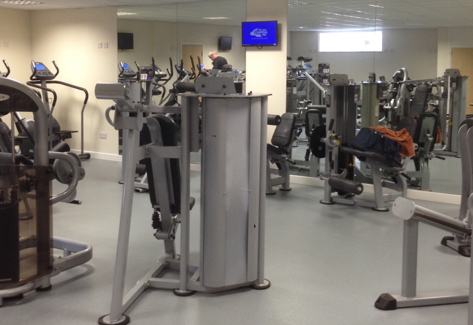 St Augustine's Fitness Suite Coventry